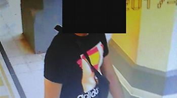 Ρόδος: Οι κάμερες ασφαλείας κατέγραψαν τον επίδοξο βιαστή στο ορφανοτροφείο
