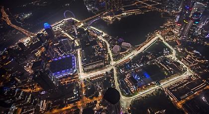Η Formula 1 στρέφεται στην Ασία
