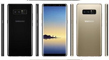 Διέρρευσε... πριν τα αποκαλυπτήρια η τιμή του Samsung Galaxy Note 8