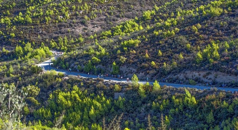Tο Spetses Mini Marathon 2017 πάει για... αναδάσωση!