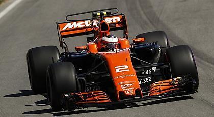 Ποινή 35(!) θέσεων σε μονοθέσιο της McLaren