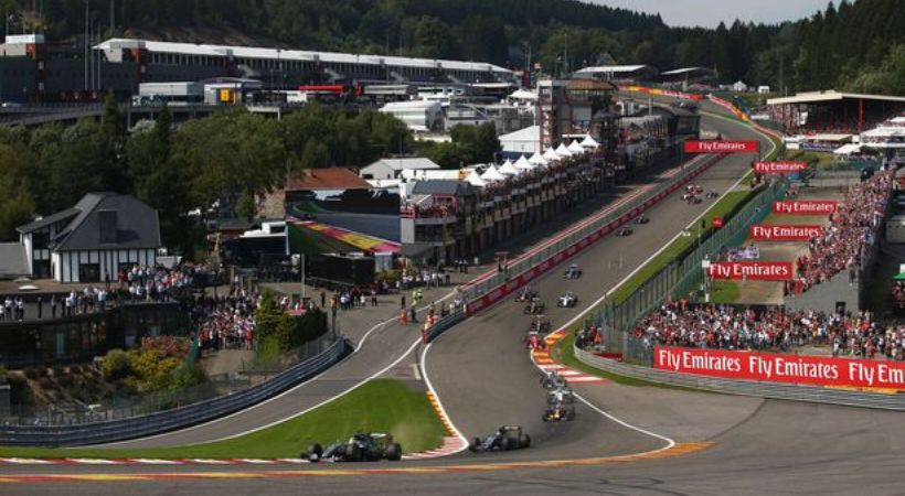 GP Βελγίου: Ευκαιρία για Χάμιλτον και Mercedes στην ιστορική πίστα του Σπα