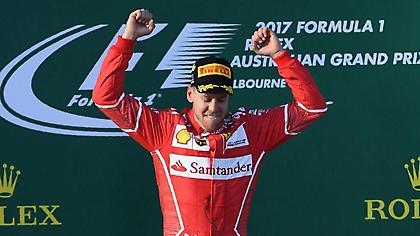 Ανανέωσε με Ferrari ο Φέτελ