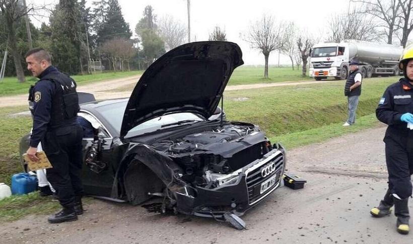 Τρομακτικό ατύχημα για τον αδερφό του Μέσι (pics)