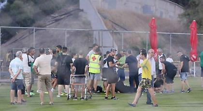 «Κόκκινη κάρτα» από τα γήπεδα στους 10 συλληφθέντες για τα επεισόδια στη Λάρνακα!