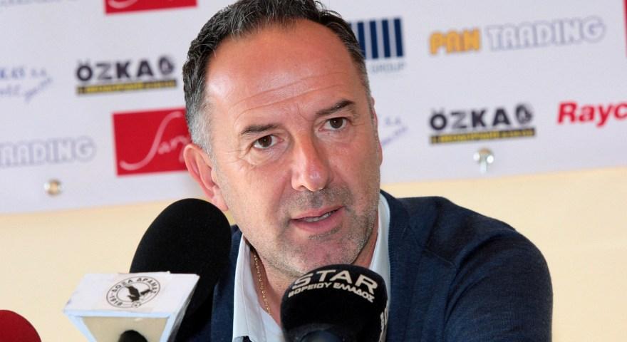 Τζαναβάρας στο sportfm.gr: «Μόνο φραστικό ήταν το επεισόδιο με τον πρόεδρο της Σπάρτης»!
