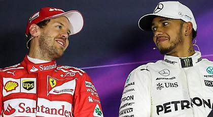 Το όνειρο του Χάμιλτον να πάει στη Ferrari και ο Φέτελ