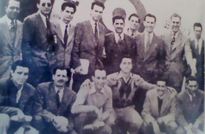 Γαλανόλευκοι… Φαραώ: Το πρώτο μετάλλιο της Εθνικής Ανδρών στην Αίγυπτο το 1949