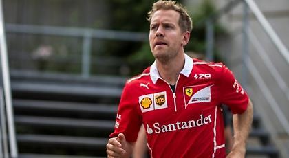 Φέτελ: «Ανανέωσα με τη Ferrari χωρίς δεύτερη σκέψη»
