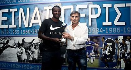 Ντάουντα: «Από τα καλύτερα γκολ της καριέρας μου»