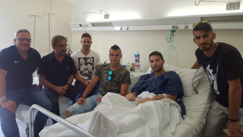 Περογαμβράκης: «Θα επιστρέψω για την άνοδο στη Σούπερ Λίγκα»