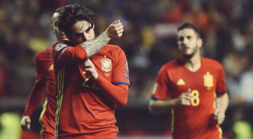 «Μαέστρος» Ίσκο και… 2-0 η Ισπανία την Ιταλία! (video)