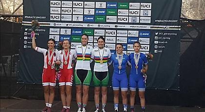 Χάλκινο μετάλλιο για τις Καλατζή/Μηλάκη στο Παγκόσμιο Πρωτάθλημα ποδηλασίας δρόμου