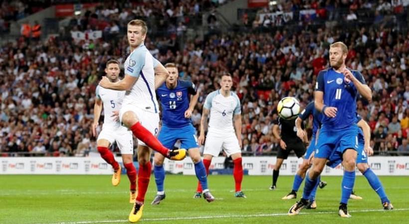 Με… πιρουέτα του Ντάιερ, 1-1 η Αγγλία! (video)