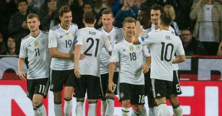 Εξάρα και... πρόκριση για Γερμανία, δεύτερη η Β. Ιρλανδία!