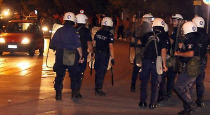 Σοβαρά επεισόδια μεταξύ οπαδών στην Θεσσαλονίκη