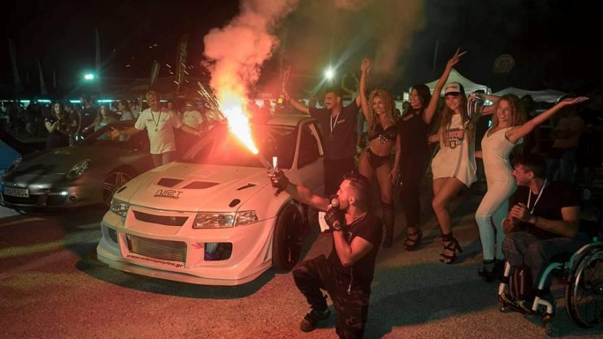 Γιορτή της μηχανοκίνησης το 8ο Motor Festival