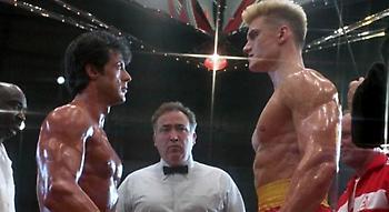 Προπονείται για τη «ρεβάνς» με τον Rocky ο Ivan Drago! (video)