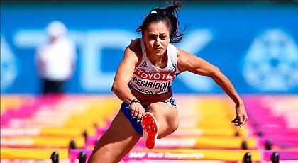 Καλή  προπόνηση για τους Έλληνες πρωταθλητές στο Ανζέ