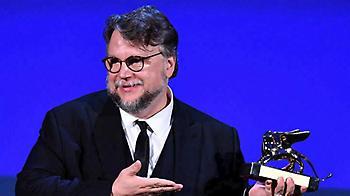 Χρυσός Λέοντας καλύτερης ταινίας στο «The Shape of Water» του Γκιγιέρμο ντελ Τόρο