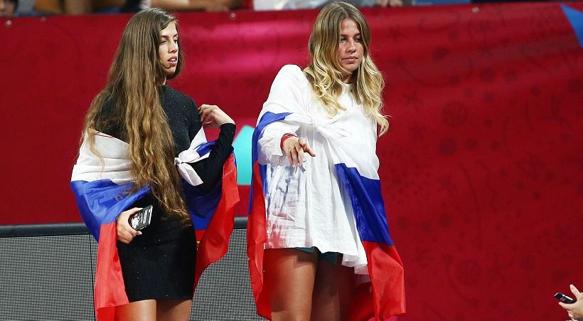 Τρεις χιλιάδες Ρώσοι στο πλευρό της εθνικής με Ελλάδα