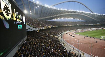 Τα εισιτήρια για το ΑΕΚ-Ολυμπιακός