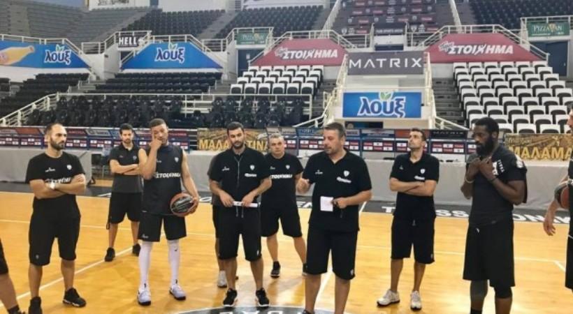 Ενοχλήσεις ο Χαραλαμπόπουλος, «πρώτη» για Τρις