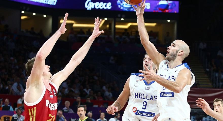Ευρωμπάσκετ 2017: Αποκλείστηκε η Εθνική Ελλάδος παρά την καλή εμφάνιση