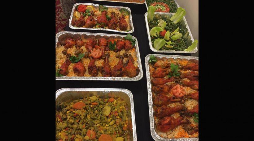 «Απάντηση» στον Τραμπ: Σύροι πρόσφυγες μαγείρεψαν για τα θύματα του τυφώνα «Ίρμα»