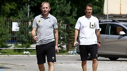 Με Μιλοβάνοβιτς στην Κροατία η ΑΕΚ