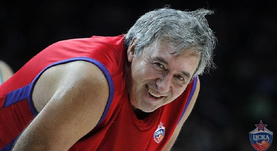Ταρακάνοφ: «Ευτυχώς που η Ελλάδα είχε την ίδια πεντάδα σε όλο το ματς»