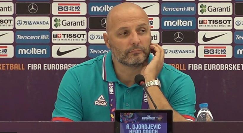 Τζόρτζεβιτς: «Το καλύτερό μας παιχνίδι»