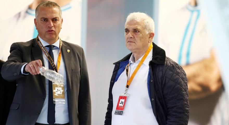 Στο γήπεδο της Ριέκα ο Μελισσανίδης (pics)