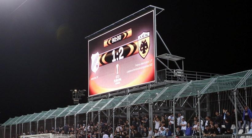 Το άλμπουμ της μεγάλης νίκης της ΑΕΚ στη Ριέκα (pics)