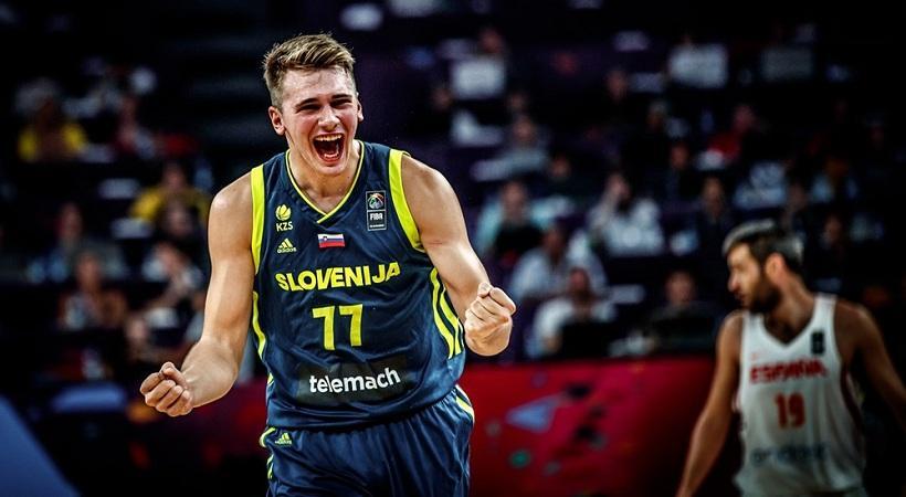 Ευρωμπάσκετ: Ισπανία - Σλοβενία 72-92 | Στον τελικό η Σλοβενία (video)