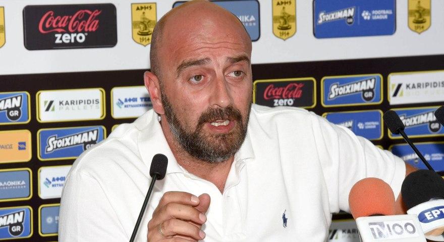 Μυροφορίδης: «Να θυμίσουμε στην Ελλάδα ότι λείπει ο Άρης από τη Super League»