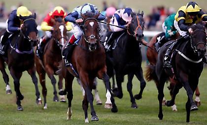 Το ιπποδρομιακό φεστιβάλ του Doncaster δεσπόζει σήμερα με χρηματικά έπαθλα που φτάνουν τα 700.000€!