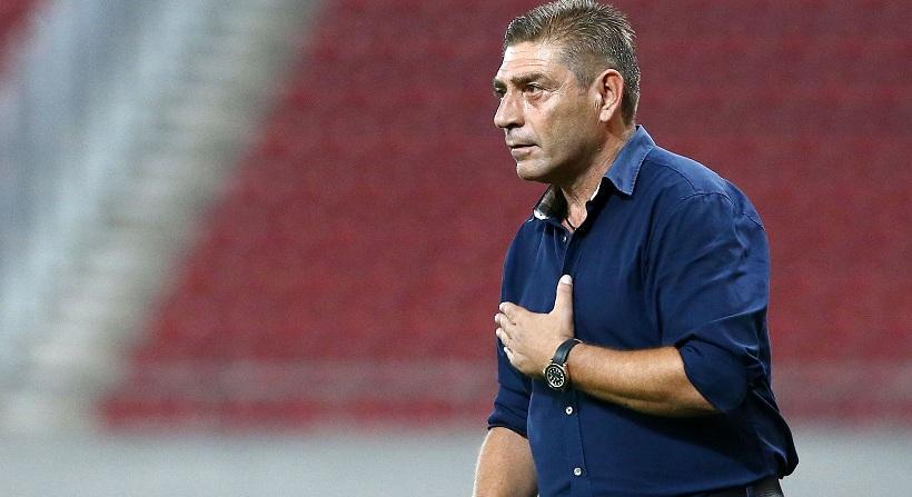 Παντελίδης: «Πρέπει να ανεβάσουμε τη μαχητικότητά μας ως ομάδα»