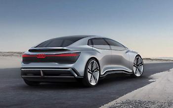 Τα πάντα για το νέο Audi Aicon concept