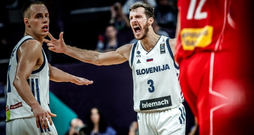Αυτή είναι η κορυφαία πεντάδα του Ευρωμπάσκετ