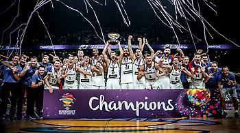 Λάκοβιτς στο sportfm.gr: «Η Σλοβενία ήταν ΟΜΑΔΑ»