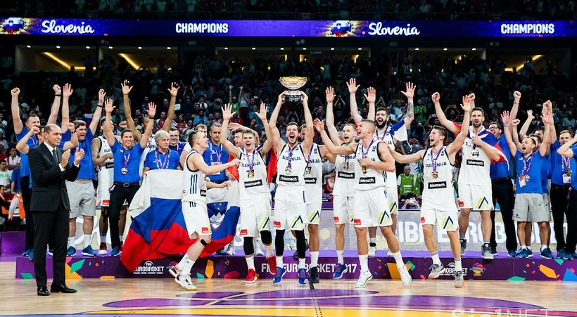 Ο χαμός για τους πρωταθλητές μέσα από τα μάτια του Ντόντσιτς (video)