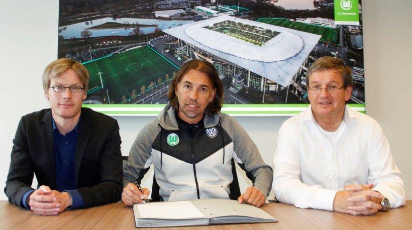 Ανακοίνωσε προπονητή η Βόλφσμπουργκ