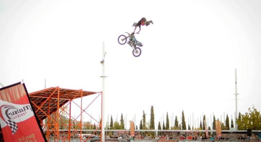 Οι «ιπτάμενοι» και τα… τέρατα στο 9ο Motor Festival των Ιωαννίνων (video)