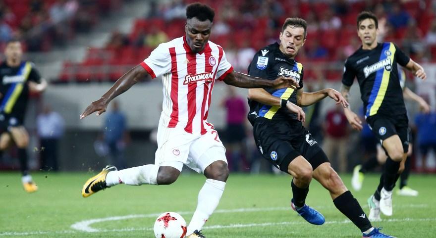Κύπελλο Ελλάδος: Ολυμπιακός - Αστέρας Τρίπολης 2-1 (video)
