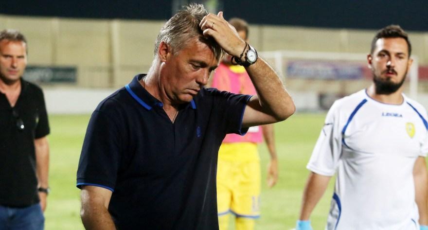 Χάβος: «Στο δεύτερο γκολ που δεχθήκαμε, τελείωσαν όλα»