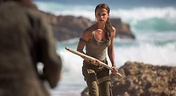 Το trailer του νέου Tomb Raider: Μετά την Ατζελίνα Τζολί τo... χάος! (video)