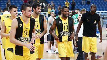 Ετοιμάζεται για Κύπρο η ΑΕΚ