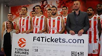 Κυκλοφορούν τα εισιτήρια του Final 4 της Euroleague