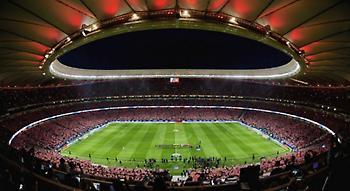 «Στο ''Wanda Metropolitano'' ο τελικός του Champions League το 2019»!